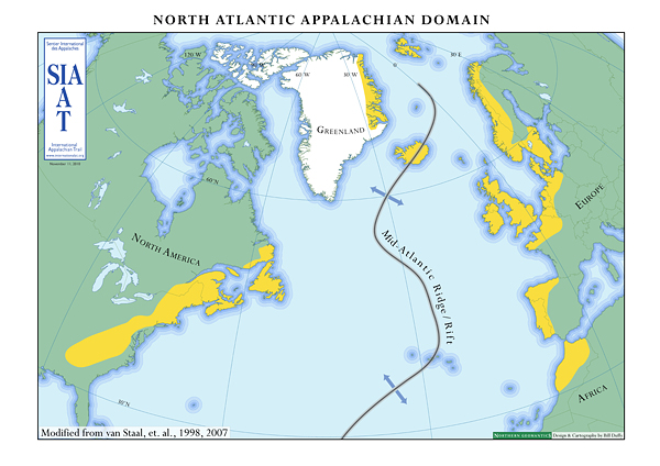 Appalachian Domain